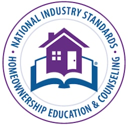 Logo for the National Industry Standards for Home Ownership Education and Counseling