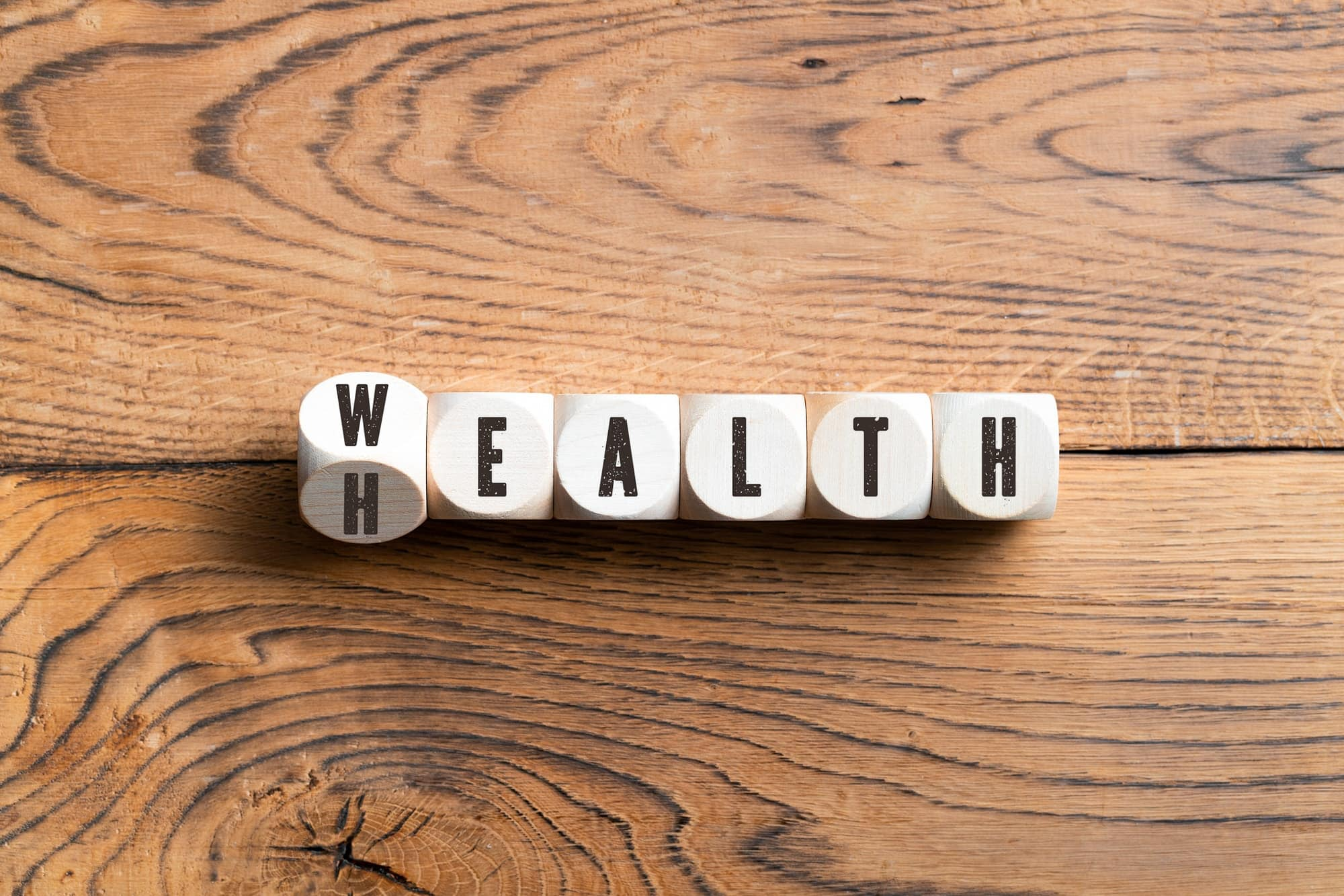 Health And Wealth Are Related