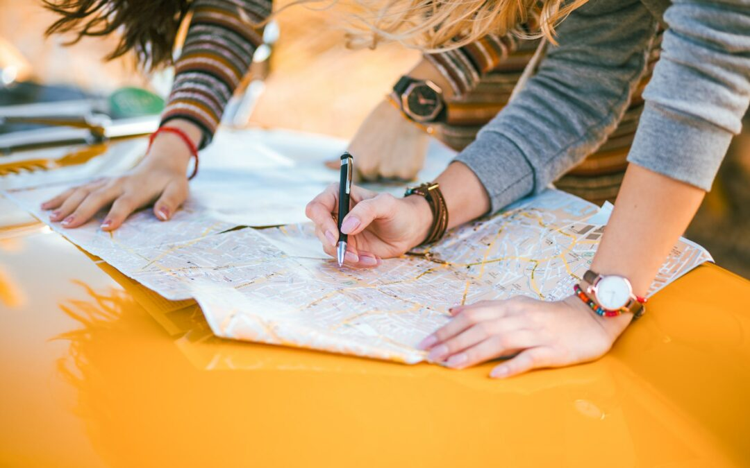 Road Trip: Mastering The Strategic Process Of Action Planning